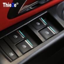 7 шт. ABS Chrome кнопкам Окна Накладка украшение для Chevrolet Cruze седан хэтчбек Trax Opel Mokka Astra J Insignia Thie2e 32788073508