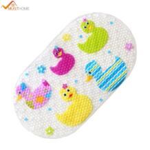 39 см x 69 см утка детские безопасности для душа ванна Нескользящие коврик для ванной Нескользящая и антибактериальным Плесень плесени устойчивостью коврик для ванной MustHome 32825636410