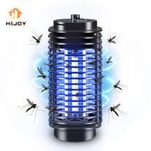 Электроника комаров убийца лампа светодиодный Электрический Жук лампа Zapper Противомоскитный репеллент ЕС и США Plug Электронный комарный ловушка уничтожитель H&JOY 32982320534