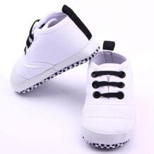 Детская обувь из плотного хлопка, в виде короны для детей, на мягкой подошве для малышей, которые делают первые шаги малыша обувь WEIXINBUY 32428138615