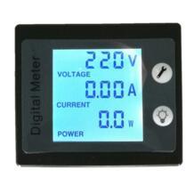 PZEM-001 AC Multi-function цифровой метр мощность энергии Напряжение Ток Тестер Вольт Ампер W кВтч мониторы от peacefair 32837735167