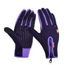 2018 велосипедные перчатки мужские и перчатки наружные перчатки для бега женские новые флисовые перчатки мобильный телефон сенсорный экран Balight 32947288860