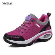 женские спортивные кроссовки дышащие противоскользящие открытый спортивные ботинки женская прогулочная бег уютный тенденция Туризм кроссовки GOMNEAR 32727522089