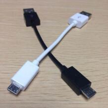 10 см коротковолновый Micro USB адаптер для передачи данных Зарядка короткий кабель Свинец для телефона Android htc/LG/HUawei/Lumia/Blackberry/Google Kinganda 32809054450