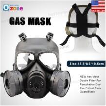 Горячие противогаз дыхание маска творческий этап реквизит для представления для общий и стандартный предмет снабжения оборудование Косплэй защиты Хэллоуин злой No name 32905301875