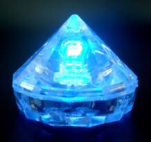 20 шт. мигающий светильник светодиодный Led Изменение цвета светящаяся игрушка в воде ночник украшение Вечерние No name 32272379209