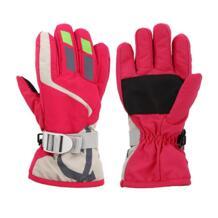 Открытый и Спортивный Теплый зимний Водонепроницаемый ветрозащитный снег Сноуборд Лыжный спорт перчатки для дропшиппинг KLV 32837995650