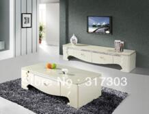 Стеклянные столы, журнальный столик, нержавеющая сталь, закаленное стекло, простой дизайн, модное, ТВ Таблица ТВ 021 No name 935376098