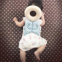 Детская защита головы подушка для головы малыша милые крылья капля Подушка Лето сеточная модель No name 32873348828