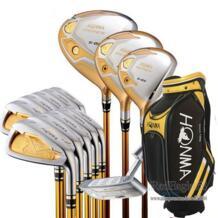 Новый Compelete клубный набор Хонма S-03 4 звезды клюшки для гольфа драйвер fairway Wood Утюги сумка клюшка графитовая клюшка для гольфа Бесплатная доставка No name 32767275658
