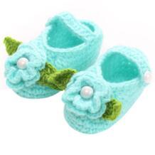 Обувь для маленьких девочек от 0 до 18 месяцев, ручная работа, обувь для малышей, обувь вязаный крючком новорожденных мальчиков обувь для малышей JOCESTYLE 32636382331