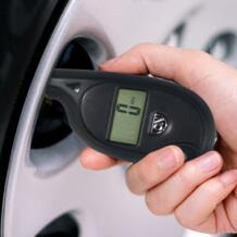 Новый мини-брелок портативный цифровой ЖК-дисплей 2-150 фунтов/кв. дюйм шины колеса воздуха Манометр тестер Procession инструмент шины давление монитор VODOOL 32750948233