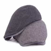 Регулируемый берет шапки для мужчин женщин сезон: весна-лето Открытый дышащий кость шапки Елочка Твердые Защита от Солнца шляпа HimanJie 32837859794