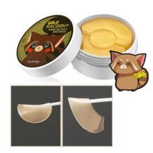 SECRET KEY Gold Racoony гидрогель для глаз и пятна патч 90 шт (глаз 60 шт и пятна патч 30 шт) маска для ухода за глазами для удаления пятен secretkey 32795783845