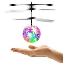 игрушки летающий шар Rc полет игрушка RC летающий мяч мини Хели Drone свет вертолет электронный мяч сверкающих Светодиодное освещение игрушка для детей новогодние игрушки светящиеся игрушки juguetes speelgoed Peradix 32835494871