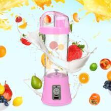 380 мл переносной блендер соковыжималка чашка USB перезаряжаемая электрическая автоматическая овощная Цитрусовые фрукты апельсин соковыжималка чашка бутылка для смешивания AFFORANY 32893579508