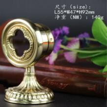 Реликварий медь Святой коробка дароносица католической Святой изысканный элегантный маленький ИИСУС подарок Кристиан Причастие вафли католицизм No name 32860906797