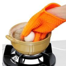 Силиконовые перчатки кухонные термостойкие перчатки приготовление, выпекание, барбекю духовые перчатки кухонные аксессуары winnereco 32844429828