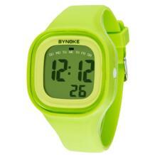 Детские светодио дный часы для мальчиков и девочек Наручные часы силиконовые светодиодные цифровые спортивные часы оптовая продажа Прямая поставка erkek saat FHD 32759671078