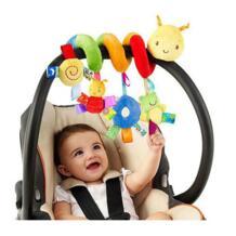 Детская коляска для новорожденных игрушки прекрасная Улитка модель кровать висячая обучающая погремушка WJ414 DUDU&DIDI 32728405152
