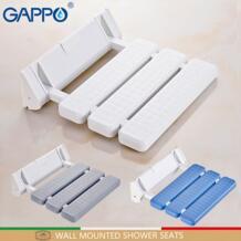GAPPO настенный стул Туалет кроссовки Ванная комната ABS складные стулья для детей Душ Туалет откидное сиденье No name 32878744812