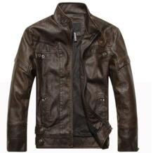 Мужская кожаная куртка, мотоциклетная кожаная куртка|mens leather jackets coats|men brand leather jacket|men leather jacket - AliExpress ZOEQO 32277693756