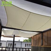 3x3 м/за штуку Бесплатная доставка PU водонепроницаемый тент из полиэфирных тканей, защита от солнца солнцезащитный навес для бассейна оттенки чистая No name 1901146951