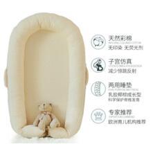 Портативный кроватка мягкие детские кроватки сна артефакт младенцев Bionic кровать многофункциональный матрас удобные No name 32799130786