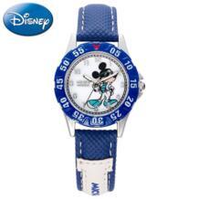 Детский спортивный костюм с изображением мышонка Микки Мышь часы с мультипликационными изображениями для мальчиков, цвет синий, черный; большие размеры Цвет симпатичный крутой часы мяч скейт игры Фитнес мечта 14032 Disney 32752301892