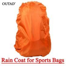 OUTAD рюкзак сумка дождевик костюм для 30-40L Водонепроницаемый ткани дождь покрывает Anti-theft Кемпинг Пеший Туризм Чемодан сумка плащи No name 32861747432