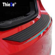 Автомобиль задний бампер потертости защитный подоконник крышка для Toyota Camry Corolla RAV4 Highlander/LAND CRUISER/Prado Vios Vitz /Prius avensis Thie2e 32794008765