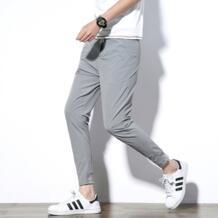 2019 новые мужские штаны модные Брендовые однотонные джоггеры тренировочные штаны-шаровары обтягивающие мужские брюки повседневные брюки для мужчин брюки 4XL 5XL LEGIBLE 32825262794