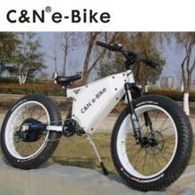 Новинка 2017 года 48 В 3000 Вт снег жира E-велосипед Электрический горный велосипед/электрический велосипед No name 32808950340