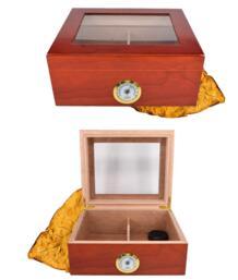 Дерево кедра с подкладкой сигары Humidor пепельница коробка w сигары деревянный лоток увлажнитель с гигрометром красный/черный-in Аксессуары для сигар from Дом и животные on Aliexpress.com | Alibaba Group PEDESTRIAN 32868848269