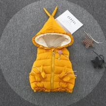 Модная одежда для детей, Детская мода Жилет для девочек одежда детская одежда жилеты для девочек Детская одежда, жилет для маленьких девочек puenamer 32719970823