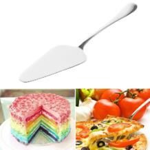 Новый Торт пиццы сыр лопатой Slicer Нержавеющаясталь выпечки Пособия по кулинарии инструмент LIMITOOLS 32826698482