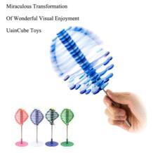 Воспроизводимое искусство Ro-Lollipop волшебный глаз конфеты красочное дерево богатства снятия стресса эластичные игрушки для детей орнамент подарок uaincube 32965758356