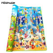 2 1,8 м детский игровой коврик, 0,5 см толстые детские игрушки Eva пены мягкий ползающий игровой коврик Детский ковер мягкий пол для детей MoShuBe 32814070134