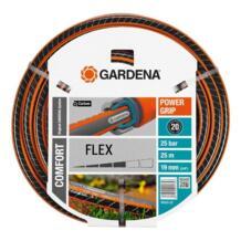 Шланг поливочный GARDENA 18053-20.000.00 (Диаметр 19 мм, длина 25 м, устойчивость к перегибам, спутыванию и перекручиванию, давление до 25 бар) No name 32863395122