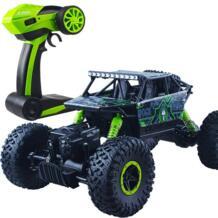 Скалолазание Rc автомобиль 4WD 2,4 ГГц рок ралли 4x4 двойные двигатели Bigfoot автомобиль пульт дистанционного управления модель внедорожный автомобиль игрушка 004 Cheerson 32805093185