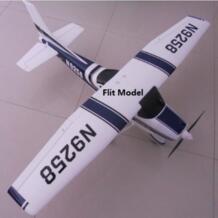 RC Хобби Самолет Большой Cessna 182 epo RTF Готов лететь без батареи хорошо для начинающих No name 1044831597