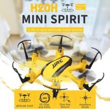 Новое поступление h20h для Nano Hexacopter 2.4 г 4ch 6 оси высота Удержание headless режим RTF JJRC 32749070704