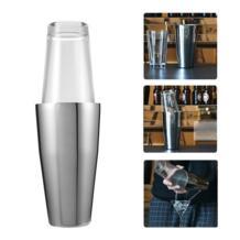 800 мл/400 мл Нержавеющаясталь бармен шейкер смеситель вино мартини питьевой Бостон Стиль Стекло шейкер вечерние Барные инструменты Finether 32869887838