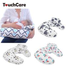 2 шт./компл. Детские подушки для мам для беременных Детские подушки для грудного вскармливания для младенцев u-образные хлопковые подушки для кормления новорожденных Little J 32841530410
