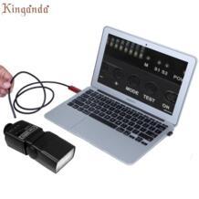 Веб-камера 2 в 1 android 2 м USB эндоскопа инспекционной 7 мм Камера 6 светодиодный HD IP67 Водонепроницаемый Камара веб- падение доставка 17aug10 Kinganda 32826074427