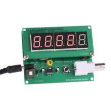 Высокая чувствительность счетчик частоты 1Hz-50 МГц Частотомер точный измеритель частоты с ЖК-дисплеем тестер измерения модуль 7-9 V 50mA KKMOON 32980724184