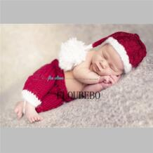 2 шт. шляпа эльфа + штаны Санта Клаус Хэллоуин Рождественский Комплект для младенцев теплая одежда аксессуары ручной работы вязаный младенец-in Комплекты одежды from Мать и ребенок on Aliexpress.com | Alibaba Group FLOUBEBO 32600167860