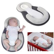 0-12 месяцев матрас Удобная подушка детская кроватка путешествия Анти опрокидывание подушка детская кровать новорожденных Baby Care No name 32878348076