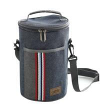 Оксфорд Термальность плечо обед сумка Для женщин малыша Портативный кулер термо сумка отдых аксессуар продукты питания вещи mihawk 32809188030