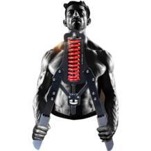 Рука сила груди chestexpander оборудование для домашнего фитнеса стержень для тренировки рук Регулируемая скорость рычаг грудь Тренировка мышц 50 кг ITSTYLE 32951725748